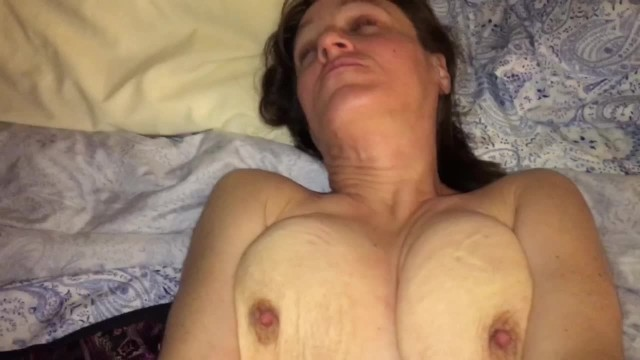 Real exclusive mature wife pov fuck