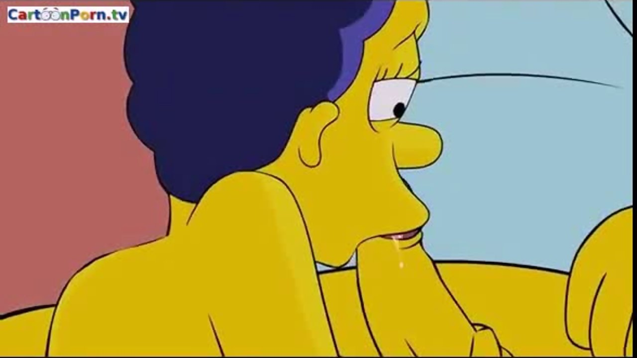 Sexy the simpsons toons porn