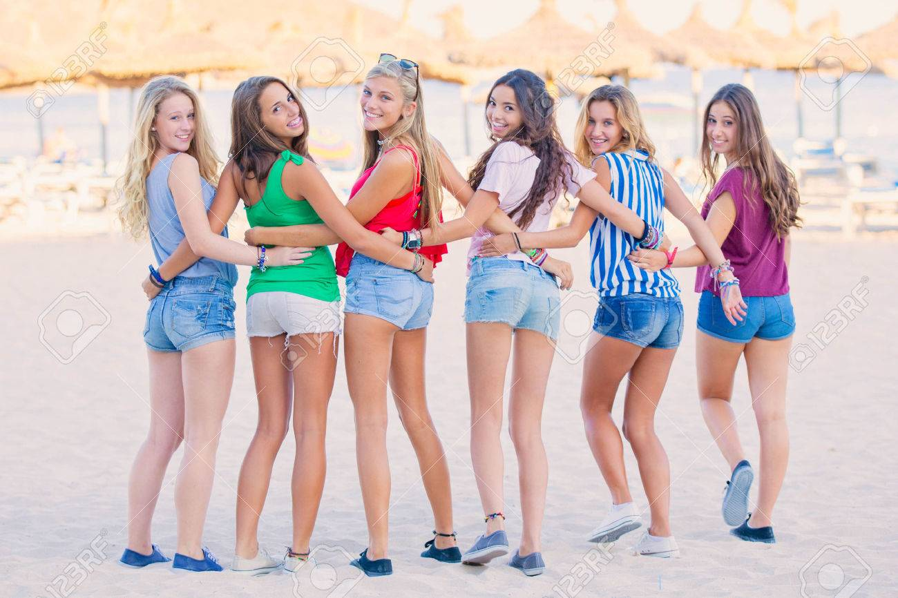 Pictures of group teen