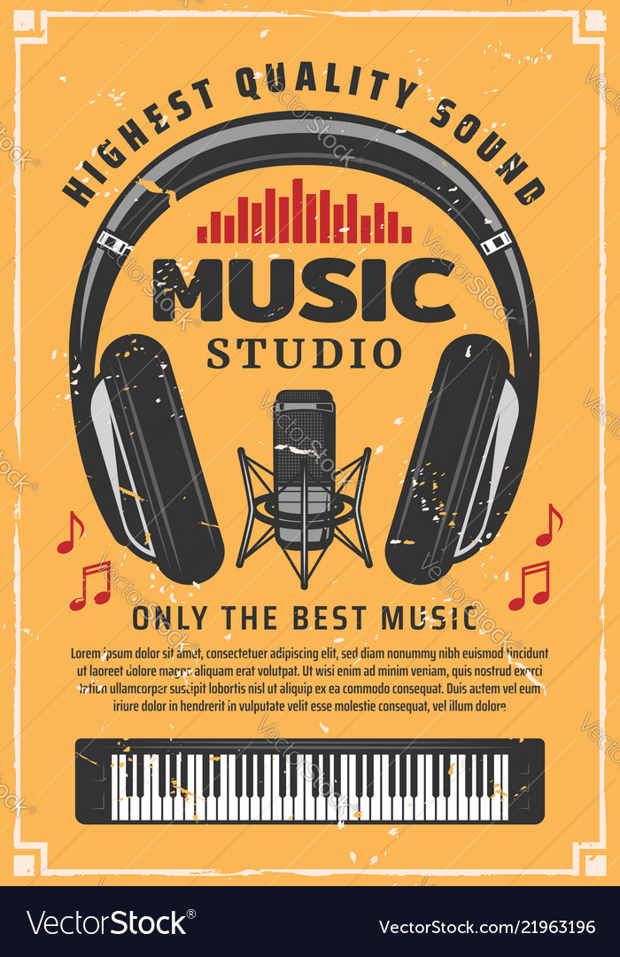 Note by note music studio