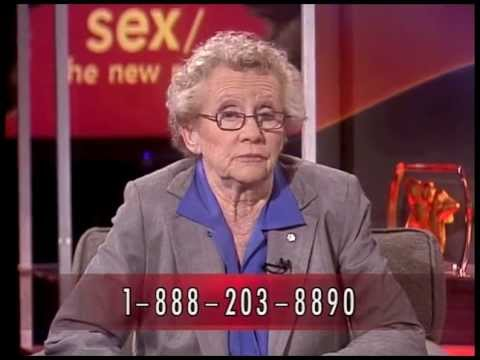 Dr ruth sex toy