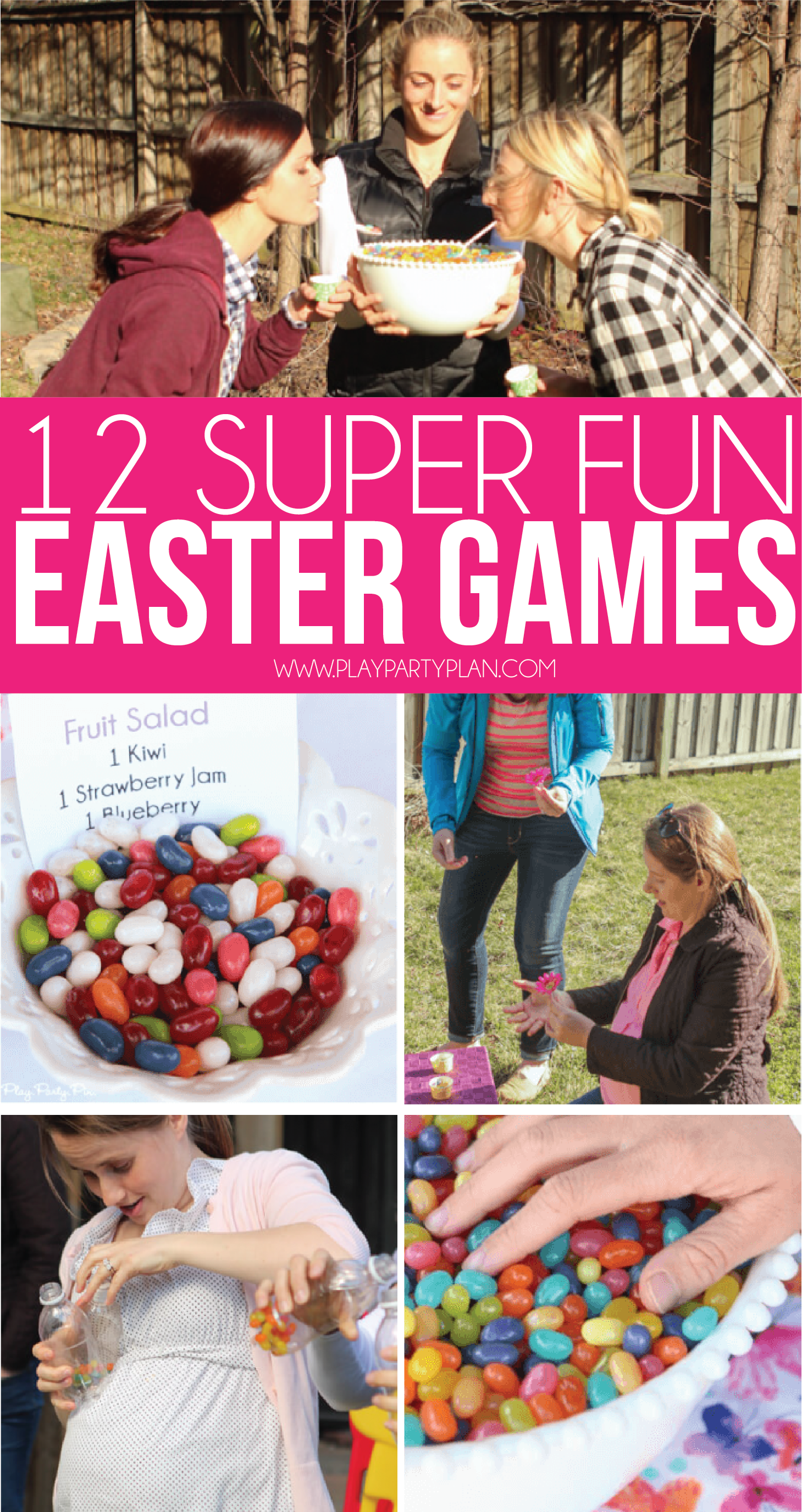 Easter games for adults