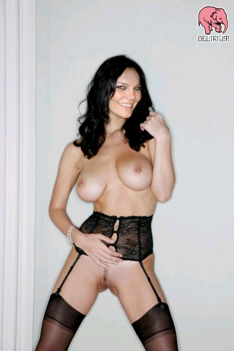 Anette olzon naked