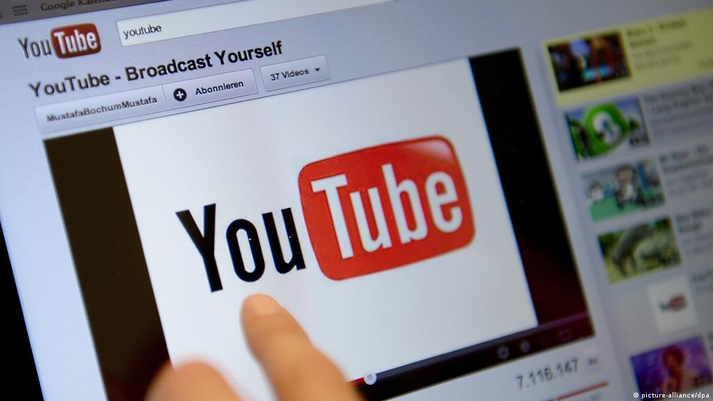 How to broadcast music on youtube