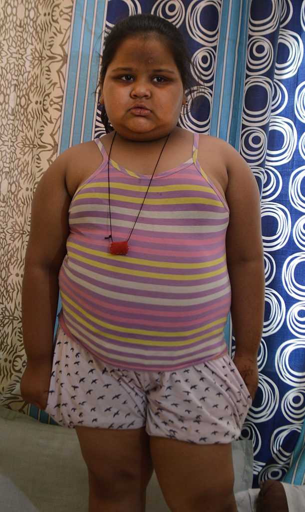 Indian fat young girlsphoto