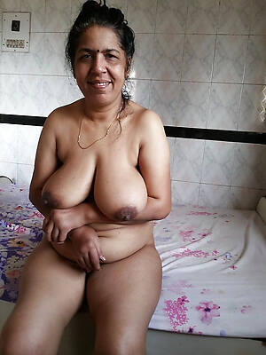 Mature indian naked