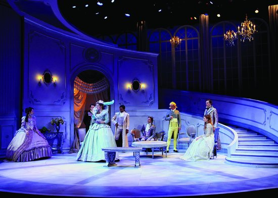 New jersey musical theater
