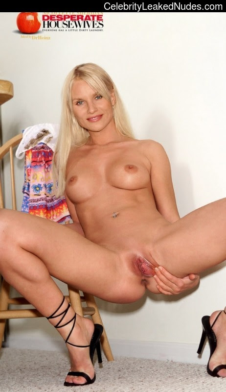 Nicollette sheridan pussy picture