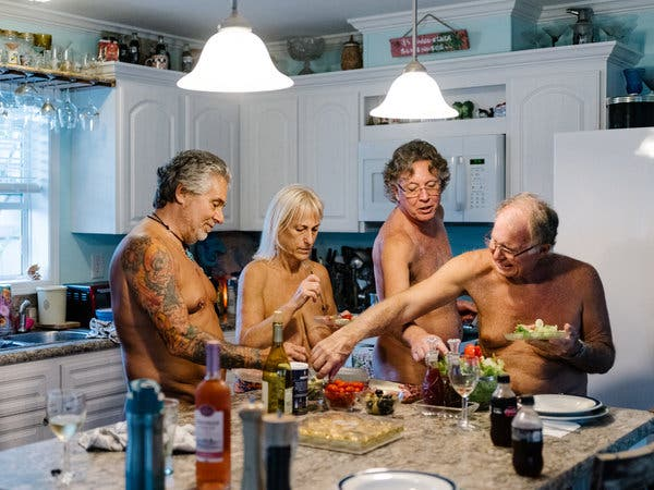 Pictures of nudists