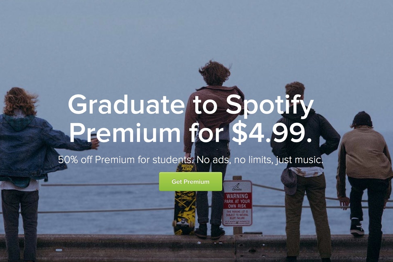 Spotify student rate